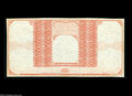 Large Size:Demand Notes, Hessler X126F $50 1861 Interest Bearing Note Partial Proof. This isa partial proof of one of the rarest designs of all Unit...