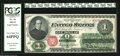 Large Size:Legal Tender Notes, Fr. 16 $1 1862 Legal Tender Very Choice New. The slightly ...