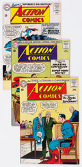Silver Age (1956-1969):Superhero, Action Comics Group of 20 (DC, 1963-75) Condition: Average...