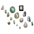 Estate Jewelry:Unmounted Gemstones, Unmounted Opals, Boulder Opals. ... (Total: 16 Items)