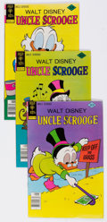 Bronze Age (1970-1979):Cartoon Character, Uncle Scrooge File Copies Group of 30 (Gold Key, 1977-82)Condition: Average FN/VF.... (Total: 30 Comic Books)
