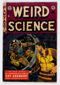 Golden Age (1938-1955):Science Fiction, Weird Science #19 (EC, 1953) Condition: GD....