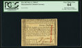Colonial Notes:Massachusetts, Massachusetts May 5, 1780 $7 PCGS Very Choice New 64.. ...