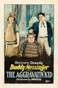 """Movie Posters:Comedy, The Aggravatin' Kid (Universal, 1925). One Sheet (27"""" X 40.75"""")....."""