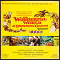 "Movie Posters:Fantasy, The Wonderful World of the Brothers Grimm Deluxe Edition VinylRecord (MGM, 1962). Vinyl Record (12.5"" X 12.5"") with Book (8..."