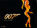 """Movie Posters:James Bond, The World is Not Enough (MGM, 1999). British Quad (30"""" X 40"""") DS Advance. James Bond.. ..."""