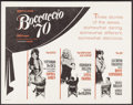 """Movie Posters:Foreign, Boccaccio '70 (Embassy, 1962). Half Sheet (22"""" X 28""""). Foreign.. ..."""
