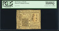 Colonial Notes:Delaware, Delaware January 1, 1776 10s PCGS Choice About New 55PPQ.. ...