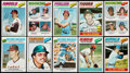 Baseball Cards:Sets, 1977 Topps Baseball Complete Set (660). . ...