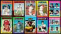 Baseball Cards:Sets, 1975 Topps Baseball Complete Set (660). . ...