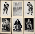 Hockey Cards:Lots, 1934-1943 Bee Hive Photos Group Two (70) Plus Original Envelope....