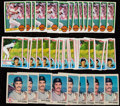 Baseball Cards:Lots, 1983 Wade Boggs, Tony Gwynn and Ryne Sandberg Rookie CardsCollection (84).. ...