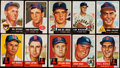 Baseball Cards:Lots, 1953 Topps Baseball Collection (69). ...