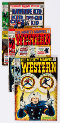Bronze Age (1970-1979):Western, Mighty Marvel Western Group of 15 (Marvel, 1969-76) Condition: Average VF/NM.... (Total: 15 Comic Books)