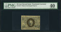 Fractional Currency:Second Issue, Fr. 1244 10¢ Second Issue PMG Extremely Fine 40.. ...
