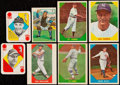 Baseball Cards:Lots, 1947-69 Multi-Brand Baseball Collection (60). . ...