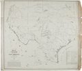 Books:Maps & Atlases, United States Bureau of Topographical Engineers. Map of Texasand Part of New Mexico...