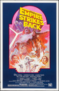 """Movie Posters:Science Fiction, The Empire Strikes Back (20th Century Fox, R-1982). One Sheet (27""""X 41""""). Science Fiction.. ..."""