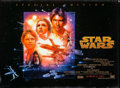 "Movie Posters:Science Fiction, Star Wars (20th Century Fox, R-1979). Special Edition British Quad(30"" X 40""). Science Fiction.. ..."