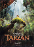"""Movie Posters:Animation, Tarzan & Other Lot (Gaumont Buena Vista, 1999). French Grandes(2) (45.5"""" X 62""""). Animation.. ... (Total: 2 Items)"""
