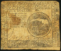 Continental Currency May 9, 1776 $4 Fine