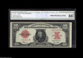 Large Size:Legal Tender Notes, Fr. 123 $10 1923 Legal Tender CGA Gem Uncirculated 66. A beautifulexample of this scarce Twentieth Century Large Size Type ...
