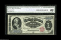 Large Size:Silver Certificates, Fr. 215 $1 1886 Silver Certificate CGA Gem Uncirculated 68. A fresh, flashy Martha with unusually broad margins and excellen...