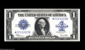 Large Size:Silver Certificates, Fr. 237 and 238 $1 1923 Silver Certificate Star Notes Gem New. Separated by a single serial number, these two notes are the ... (2 notes)