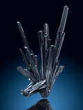 Minerals:Cabinet Specimens, Stibnite. China. ...