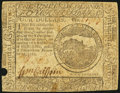 Colonial Notes:Continental Congress Issues, Continental Currency November 29, 1775 $4 Fine-Very Fine.. ...