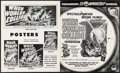 """Movie Posters:Science Fiction, When Worlds Collide (Paramount, 1951). Uncut Pressbook (24 Pages, 12.25"""" X 15""""). Science Fiction.. ..."""