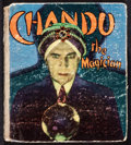 Movie Posters:Horror, Chandu the Magician (Saalfield, 1935). Hardcover Photoplay Book (Multiple Pages). Horror.. ...