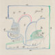Saul Steinberg (1914-1999) Untitled (1966), 1996 Ink on silk scarf 32 x 32 inches (81.3 x 81.3 cm) Edition of 200 S... (...