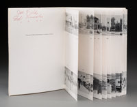 Ed Ruscha (b. 1937) Every Building on the Sunset Strip, 1966 Artist's book 7-1/8 x 5-5/8 inches (
