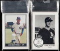 Baseball Cards:Sets, 1982 TCMA Columbus Clippers and 1985 Chong Modesto A's Minor LeagueTeam Sets Lot of 2.. ...