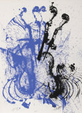 Prints:Contemporary, Arman (1928-2005). Electric Concerto, 1979. Serigraph incolors on Arches paper. 30 x 22 inches (76.2 x 55.9 cm) (sheet)...