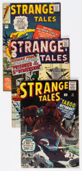 Silver Age (1956-1969):Horror, Strange Tales UK Editions Group of 5 (Marvel, 1960-63) Condition:Average GD/VG.... (Total: 5 Comic Books)