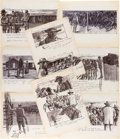 "Movie/TV Memorabilia:Documents, A John Wayne-Related Group of Storyboards from ""The Cowboys.""..."