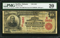 National Bank Notes:Alabama, Opelika, AL - $10 1902 Red Seal Fr. 614 The First NB Ch. # (S)3452. ...
