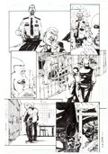 Original Comic Art:Panel Pages, R. M. Guéra Scalped #30 Story Page 4 Original Art(DC/Vertigo, 2009)....