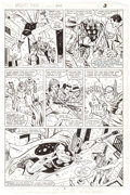 Original Comic Art:Panel Pages, Keith Pollard and Chic Stone Thor #305 Page 3 Original Art(Marvel, 1981)....
