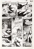 Original Comic Art:Panel Pages, Denys Cowan and Alfredo Alcala Batman Annual #10 Page 34Original Art (DC, 1986)....
