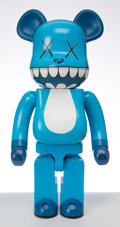 Fine Art - Sculpture, American:Contemporary (1950 to present), KAWS (American, b. 1974). Chomper BE@RBRICK 1000% , 2003.Painted cast vinyl. 28-1/4 x 13-1/2 x 7 inches (71.8 x 34.3 x ...