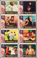 "Movie Posters:Horror, The Brain Eaters (American International, 1958). Lobby Card Set of 8 (11"" X 14""). Horror.. ... (Total: 8 Items)"