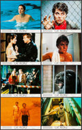 "Movie Posters:Horror, Cat People (Universal, 1982). Mini Lobby Card Set of 8 (8"" X 10""). Horror.. ... (Total: 8 Items)"