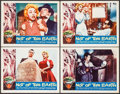 """Movie Posters:Science Fiction, Not of This Earth (Allied Artists, 1957). Lobby Card Set of 4 (11""""X 14""""). Science Fiction.. ... (Total: 4 Items)"""