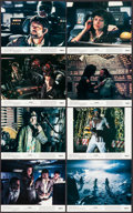 """Movie Posters:Science Fiction, Alien (20th Century Fox, 1979). Very Fine. Mini Lobby Card Set of 8 (8"""" X 10""""). Science Fiction.. ... (Total: 8 Items)"""