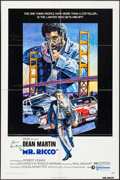 "Movie Posters:Thriller, Mr. Ricco (United Artists, 1975). Autographed One Sheet (27"" X 41""). Thriller.. ..."