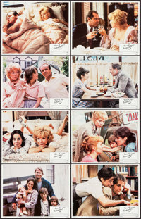 """Terms of Endearment & Others Lot (Paramount, 1983). Lobby Card Sets of 8 (3 Sets) (11"""" X 14""""). Drama..."""