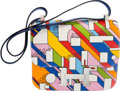 "Luxury Accessories:Bags, Hermes Limited Edition 24cm Multicolor Swift Leather ""On A Summer Day"" Constance Bag with Palladium Hardware. A, 2017. ..."